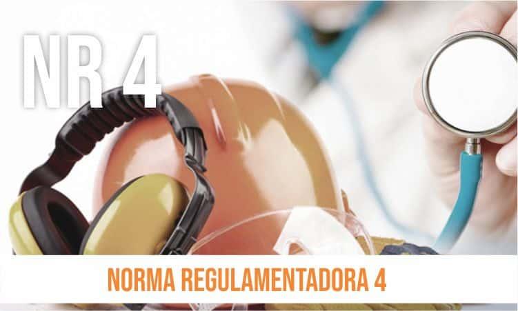 Norma Regulamentadora 4