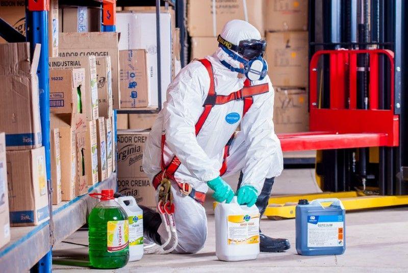 riscos para seguranca do trabalhador