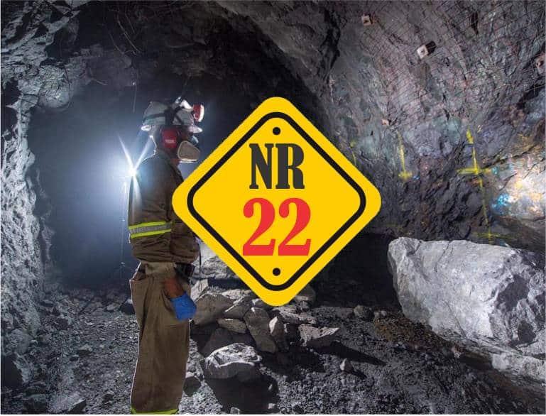 norma nr 22 mineração