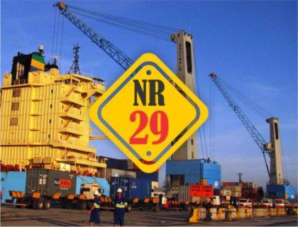 norma regulamentadora 29 trabalho portuario