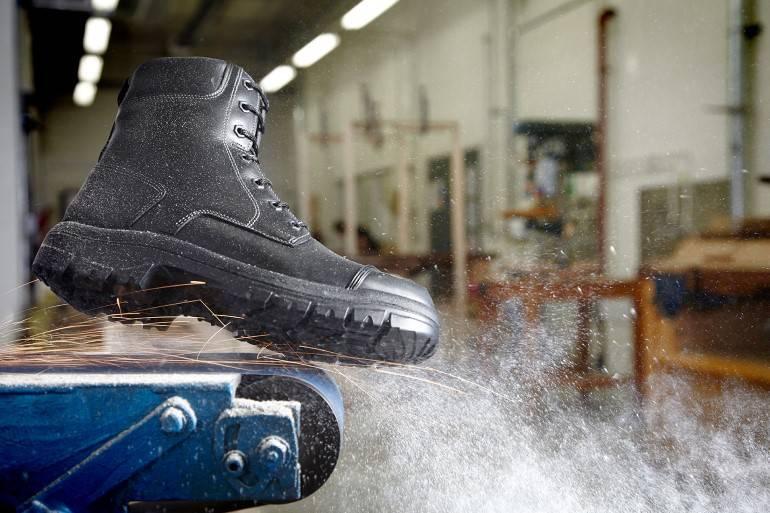 botas de proteção