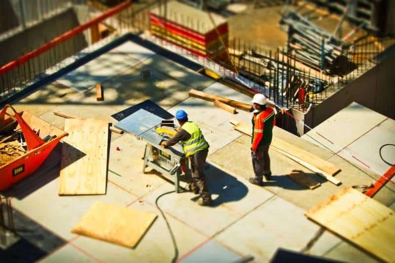 lista empresas da construção civil